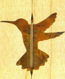 Hummingbird Nature Thermometer