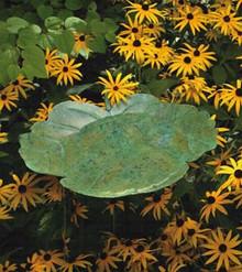 Greenleaf Birdbath