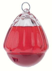 Hummingbird Feeder Glass 10oz