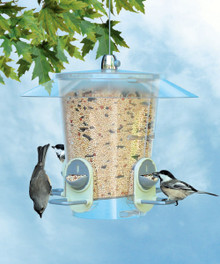 Metro Seed Feeder in.2 in 1in. ports