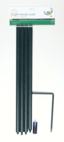 Single Feeder Pole and Screw Adapter