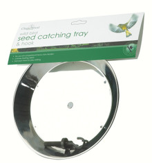 Seed Catching Tray and Hook
