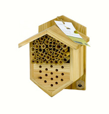 Bee and Ladybug Nesting Box