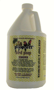 Poop-Off Bird 128 oz