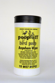 Poop-Off Anywhere Wipes