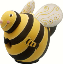 Bumblebee Gord-O Birdhouse