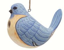 Fat Bluebird Birdhouse