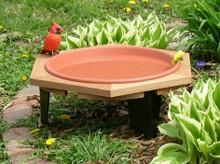 Classic 17 Garden Bird Bath
