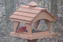 Pavillion Bird Feeder