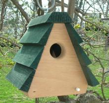 Wren House A-Frame Bird House