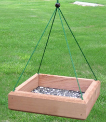 9 x 9 Hanging Tray Feeder