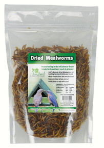Mealworms 10 oz Package 284 gm