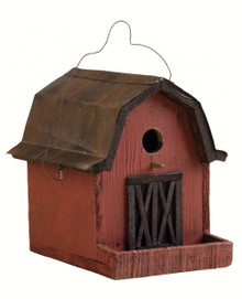 Birdhouse Little Red Barn