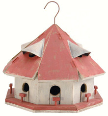 Birdhouse Red Roof Motel