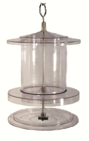 All Weather Feeder 4 Qt. Clear