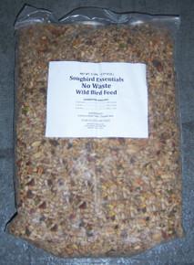 Songbird No Waste 5 lb +Freight