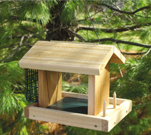 Seed, Suet and Fruit Feeder