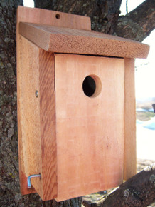 Chickadee Nesting Box Kit