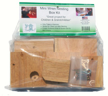 Cedar Wren House Kit