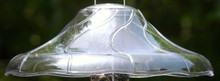 Fancy 14in. Swirl Dome