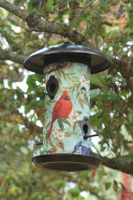 Bird Collage Bird Feeder