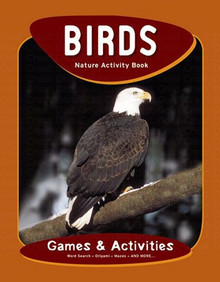 Bird Nature Activity Book 2nd