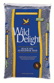 Black Oil Sunflower Seed 10 lbs + Freight