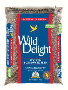 Striped Sunflower Seeds 5 lbs + Freight