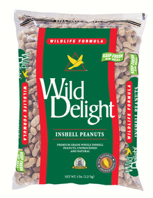 Inshell Peanuts 5 lbs + Freight