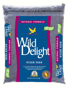 Nyjer Seed 5 lbs + Freight