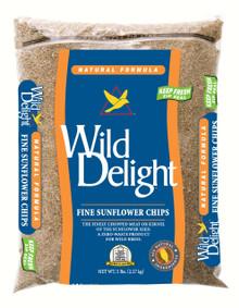 Fine Sunflower Chips 5 lbs + Freight