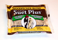 Woodpecker Blend 11 oz Suet Cake + Freight West of Rockies Only