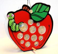 Apple Suet Feeder