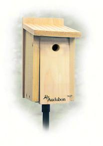 Cedar Wren/Chickadee House