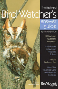 Backyard Bird Watcher's Answer Guide