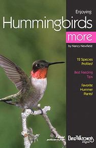 Enjoying Hummingbirds More