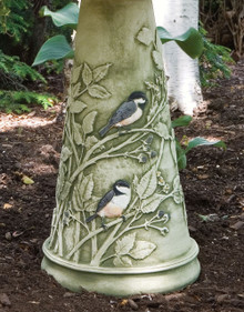 Chickadee Pedestal Only (+ FRT)