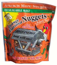 Orange Flavored Nuggets +Frt