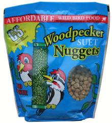 Woodpecker Suet Nuggets +Frt