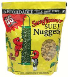 Sunflower Suet Nuggets +Frt