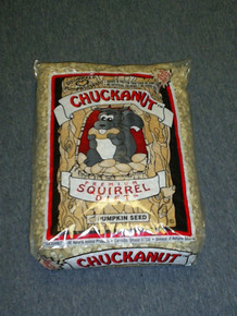 Chuck-A-Nut 10 pound Bag