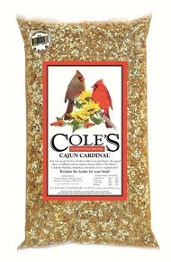 Cajun Cardinal 5 lbs. + Frt