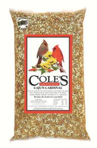 Cajun Cardinal 40 lbs. + Frt