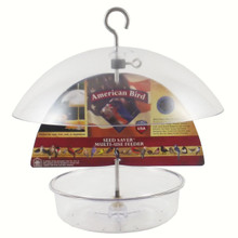 American Bird Dome Feeder 10 inch
