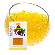 Water Beads - Crystal Yellow