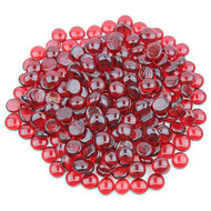 Red Glass Gems