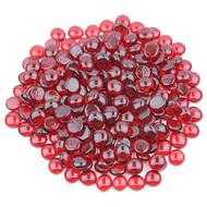 Red Glass Gems