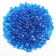 Blue Glass Gems