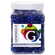 Mini Glass Gems - Periwinkle Luster (48 oz.)