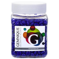 Mini Glass Gems - Sapphire Blue Opaque (48 oz.)